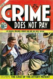 Crime Does Not Pay 100 by Lev Gleason Comics / Comics House Publications