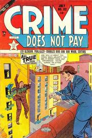 Crime Does Not Pay 112 -Upgrade by Lev Gleason Comics / Comics House Publications