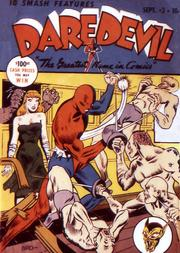 Daredevil Comics 003 by Lev Gleason Comics / Comics House Publications