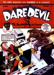 Daredevil Comics 005 by Lev Gleason Comics / Comics House Publications