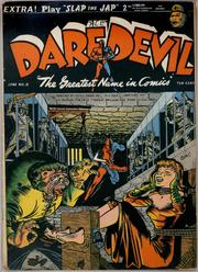 Daredevil Comics 011 by Lev Gleason Comics / Comics House Publications