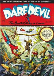 Daredevil Comics 017 by Lev Gleason Comics / Comics House Publications