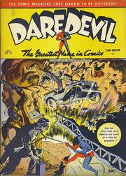 Daredevil Comics 021 by Lev Gleason Comics / Comics House Publications