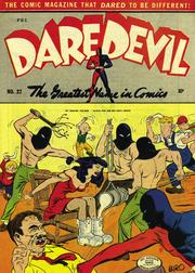 Daredevil Comics 027 by Lev Gleason Comics / Comics House Publications