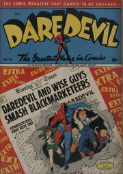 Daredevil Comics 032 by Lev Gleason Comics / Comics House Publications
