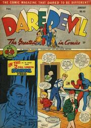 Daredevil Comics 040 by Lev Gleason Comics / Comics House Publications