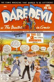 Daredevil Comics 046 by Lev Gleason Comics / Comics House Publications