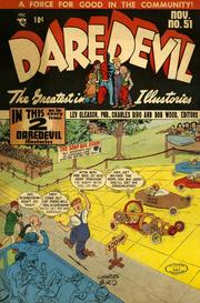 Daredevil Comics 051 by Lev Gleason Comics / Comics House Publications