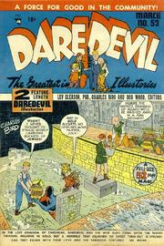 Daredevil Comics 053 by Lev Gleason Comics / Comics House Publications