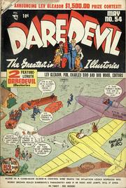 Daredevil Comics 054 by Lev Gleason Comics / Comics House Publications