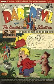 Daredevil Comics 055 by Lev Gleason Comics / Comics House Publications