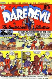 Daredevil Comics 056 by Lev Gleason Comics / Comics House Publications