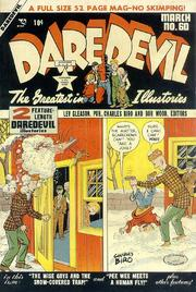 Daredevil Comics 060 by Lev Gleason Comics / Comics House Publications