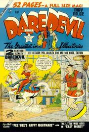 Daredevil Comics 062 by Lev Gleason Comics / Comics House Publications