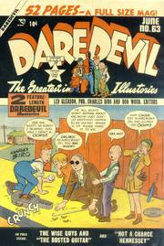 Daredevil Comics 063 by Lev Gleason Comics / Comics House Publications