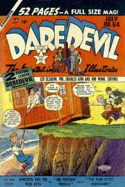 Daredevil Comics 064 by Lev Gleason Comics / Comics House Publications