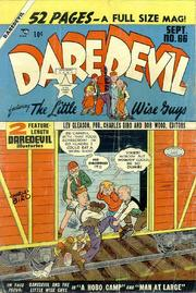 Daredevil Comics 066 by Lev Gleason Comics / Comics House Publications