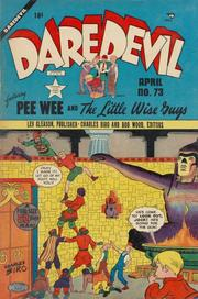 Daredevil Comics 073 by Lev Gleason Comics / Comics House Publications