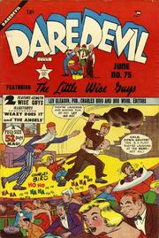 Daredevil Comics 075 by Lev Gleason Comics / Comics House Publications
