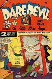 Daredevil Comics 078 by Lev Gleason Comics / Comics House Publications
