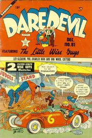 Daredevil Comics 081 by Lev Gleason Comics / Comics House Publications