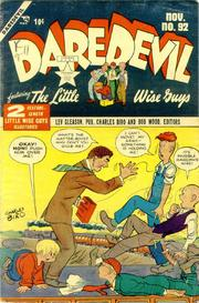 Daredevil Comics 092 by Lev Gleason Comics / Comics House Publications