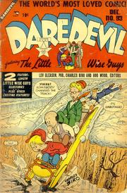 Daredevil Comics 093 by Lev Gleason Comics / Comics House Publications