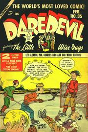 Daredevil Comics 095 by Lev Gleason Comics / Comics House Publications