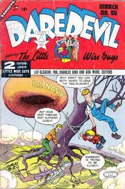 Daredevil Comics 096 by Lev Gleason Comics / Comics House Publications