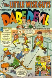 Daredevil Comics 118 by Lev Gleason Comics / Comics House Publications