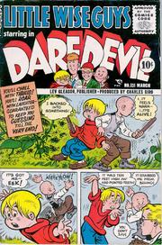 Daredevil Comics 131 by Lev Gleason Comics / Comics House Publications