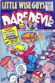 Daredevil Comics 132 by Lev Gleason Comics / Comics House Publications