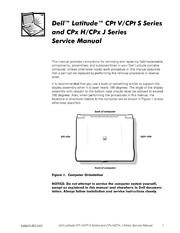 Laptop Service Manual: Dell 64Ptn En by