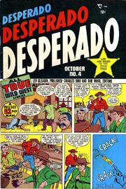 Desperado 04 by Lev Gleason Comics / Comics House Publications