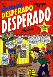 Desperado 05 by Lev Gleason Comics / Comics House Publications