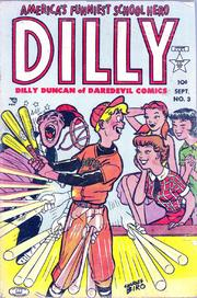 Dilly 003 by Lev Gleason Comics / Comics House Publications