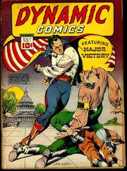 Dynamic Comics 001 by Charlton Comics
