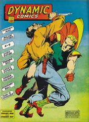 Dynamic Comics 003 by Charlton Comics