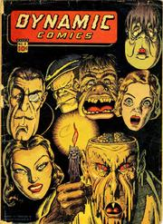 Dynamic Comics 008 by Charlton Comics