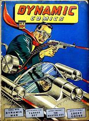 Dynamic Comics 009 by Charlton Comics