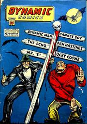 Dynamic Comics 010 by Charlton Comics