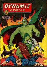 Dynamic Comics 018 by Charlton Comics