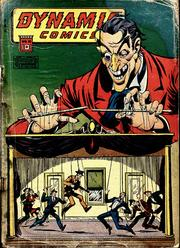 Dynamic Comics 019 by Charlton Comics