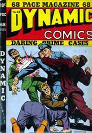 Dynamic Comics 023 by Charlton Comics