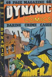 Dynamic Comics 024 by Charlton Comics