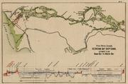 [proposed Georgian Bay Ship Canal Route]... by Canada. Dept. of Public Works