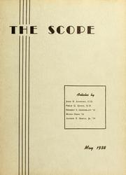 The Scope, Vol. May 1938 Volume Vol. May 1938 by Massachusetts School of Optometry