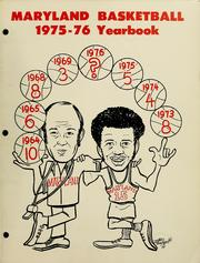 University of Maryland Men's Basketball ... Volume Vol. 1975-1976 by