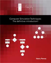 Computer Simulation Techniques-the Defin... by Perros, Harry
