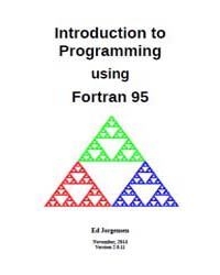 Introduction to Programming Using Fortra... by Jorgensen, Ed